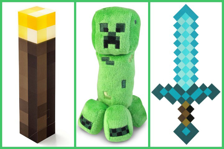 Minecraft Toys For Kids