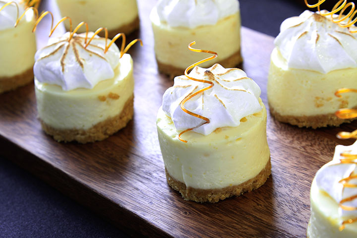 Easy Dessert Recipes For Teens - Mini Cheesecake