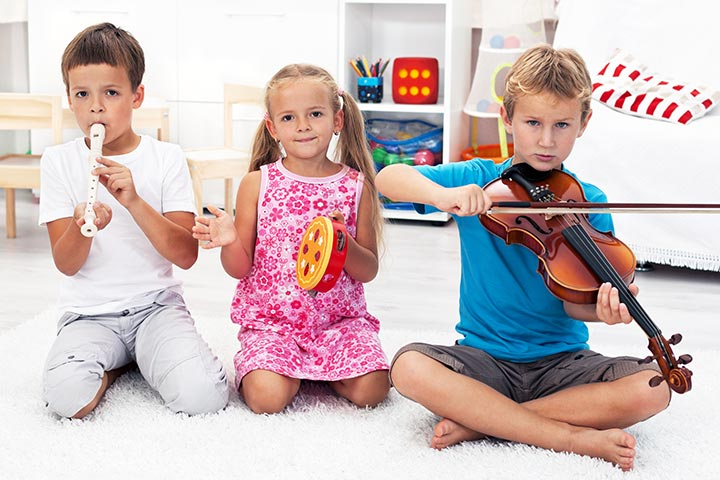 19 Amazing Music Games And Activities For Kids