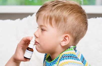 Are Nasal Sprays Safe For Kids?