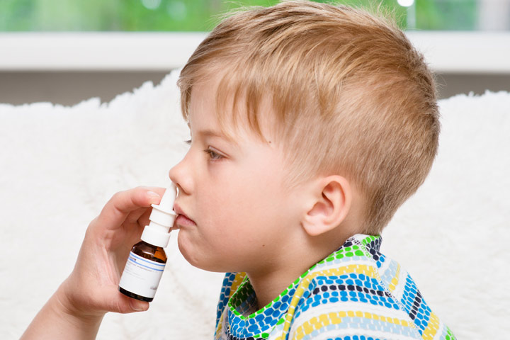 Nasal Sprays For Kids