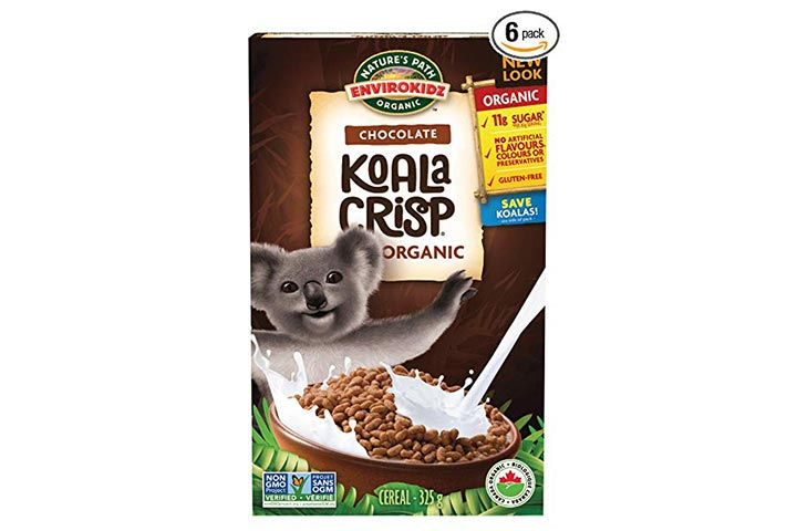 Nature's Path EnviroKidz Koala Crisp Chocolate Cereal