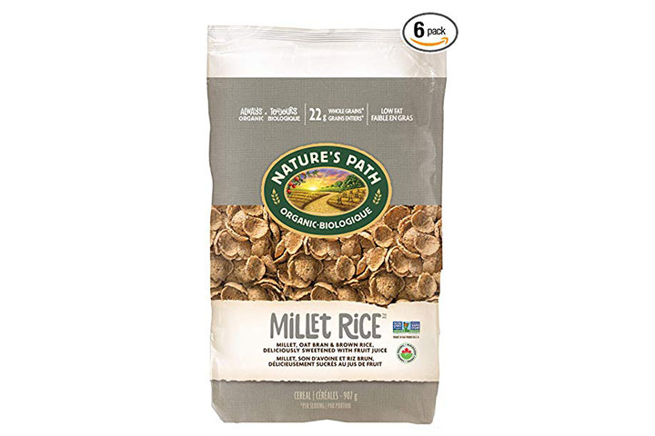 Nature's Path Millet Rice Sweetened with Fruit Juice