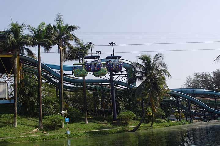 Parks In Kolkata - Nicco Park