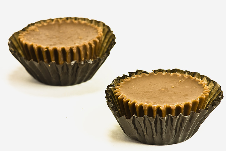 Protein Snacks For Kids  - Peanut Butter Crunch Cups