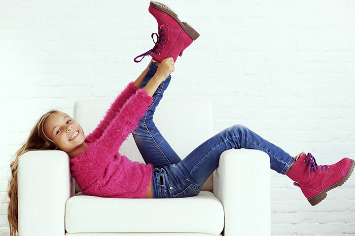 Fashion Tips For Teens - Pretty In Boots