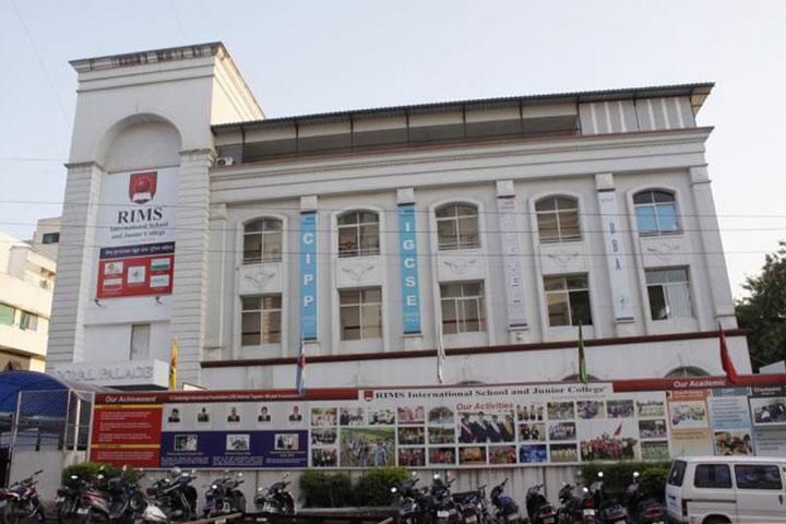 International Schools In Pune - RIMS International School And Junior College