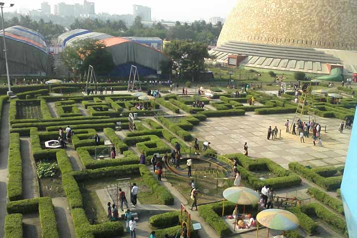 Parks In Kolkata - Science City