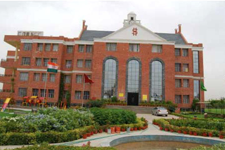 Schools In Gurgaon - Scottish High International School