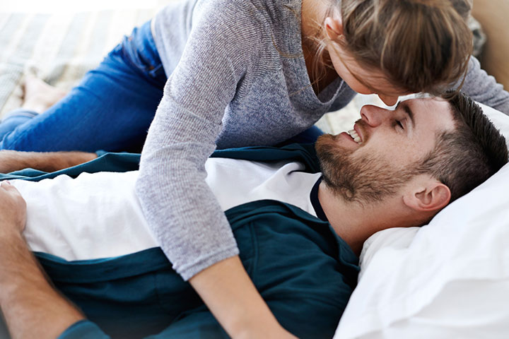 The best sex position to conceive