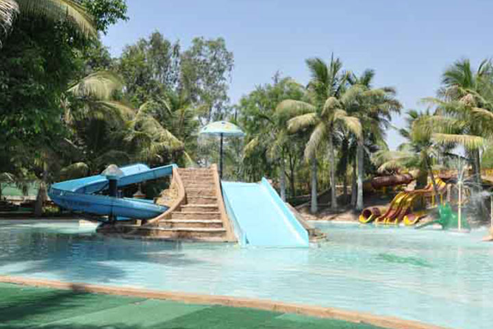 Water Parks In Ahmedabad - Splash The Fun World