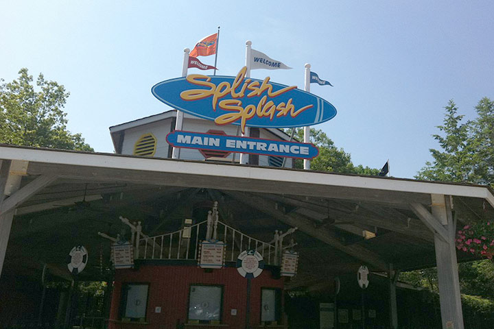 Best Water Parks In The World - Splish Splash, Long Island, New York