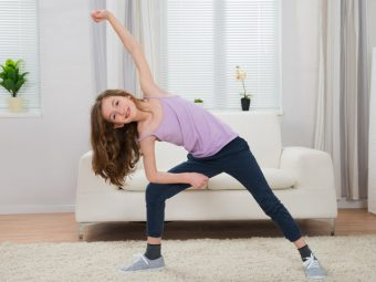 Top 10 Stretching Exercises For Kids