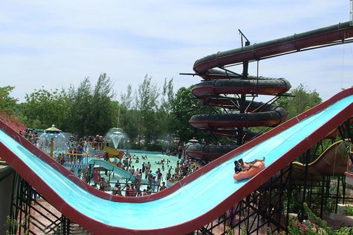 Water Parks In Ahmedabad - Swapna Srushti Water Park