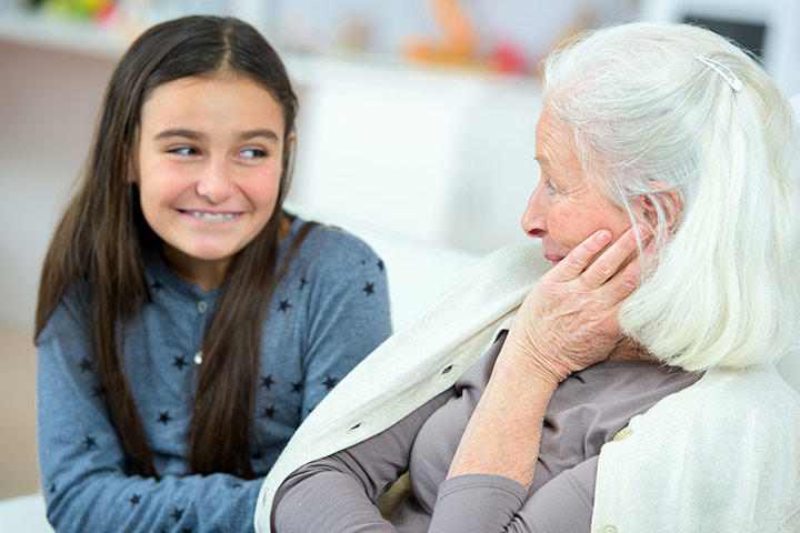 Grandparents Day Activities For Kids - Ten Things I Love About You
