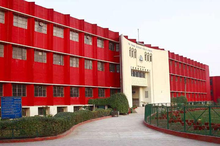 Convent Schools In Delhi - The Frank Anthony Public School