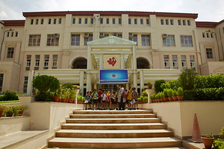 Schools In Gurgaon - The Shri Ram School Aravali