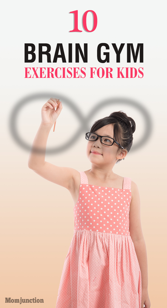 Top 10 Brain Gym Exercises For Kids