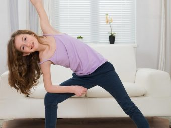 Top 15 Stretching Exercises For Kids