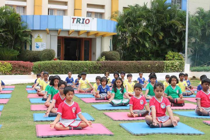 Schools In South Bangalore - Trio World Academy