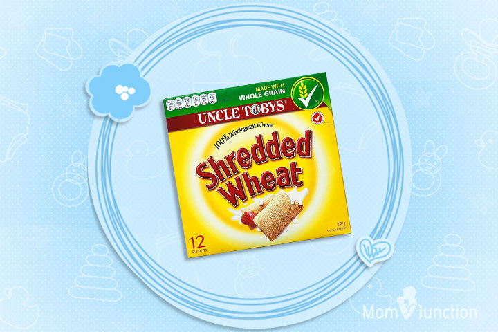 Best Cereal For Kids - Uncle Toby's Shredded Wheat
