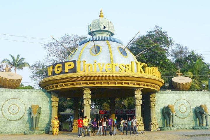 Parks In Chennai - VGP Universal Kingdom