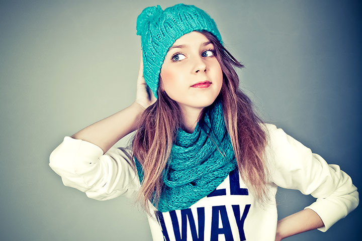 Fashion Tips For Teens - Winter Color Match