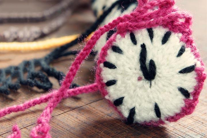 Clock Craft - WoolenClock Craft