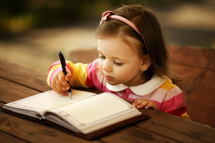Grandparents Day Activities For Kids - Write A Letter