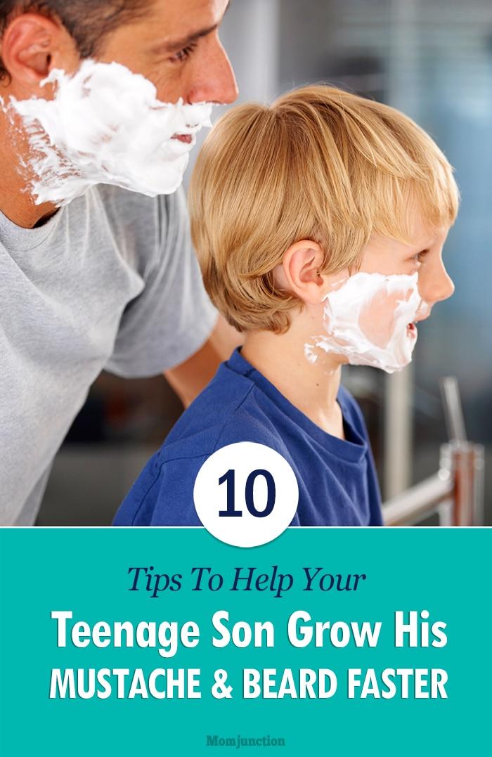 10 Tips To Grow Teen Facial Hair Faster-6094