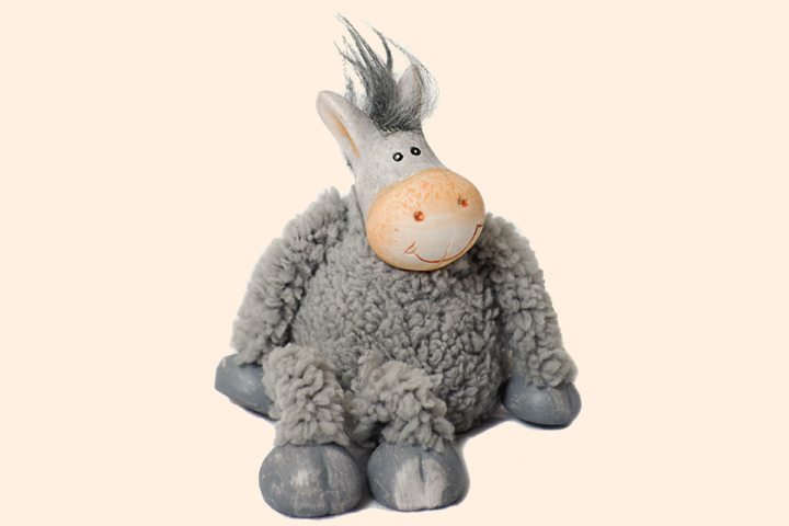 Donkey Craft - Wool And Stone Donkey Craft