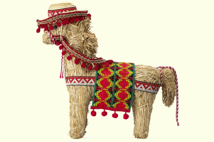 Donkey Craft - Straw Donkey Craft