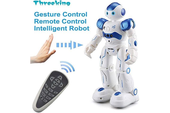 15. Threeking Smart Robot Toys
