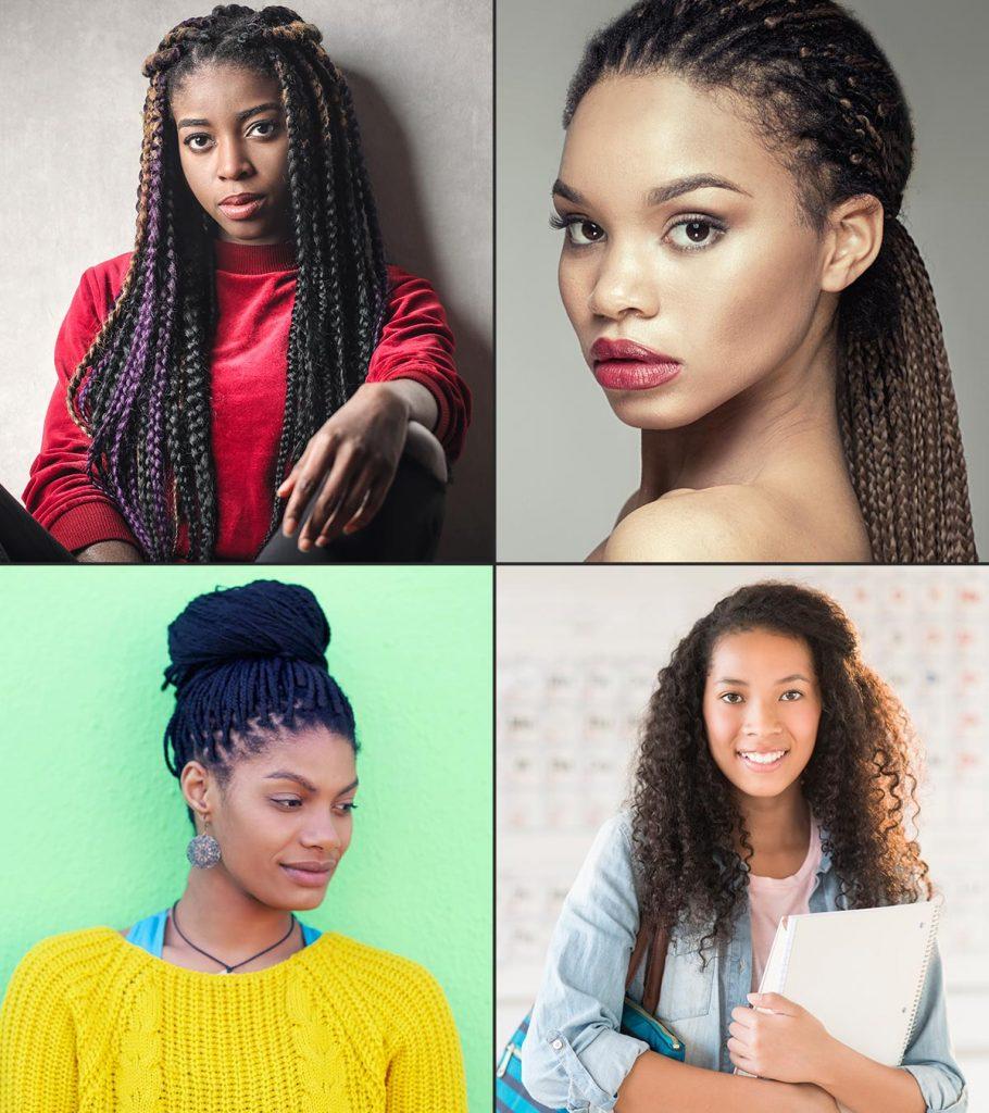 12 Cute Hairstyles For Black Teenage Girls