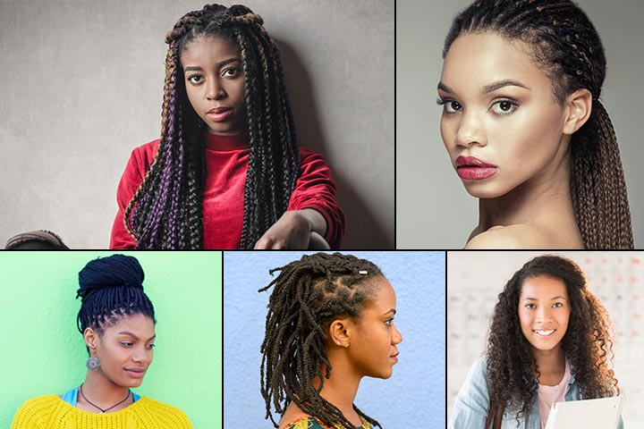 Haircut styles for black ladies 2020