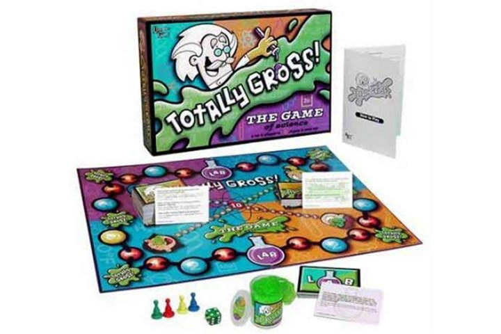 17. Totally Gross The Game of Science