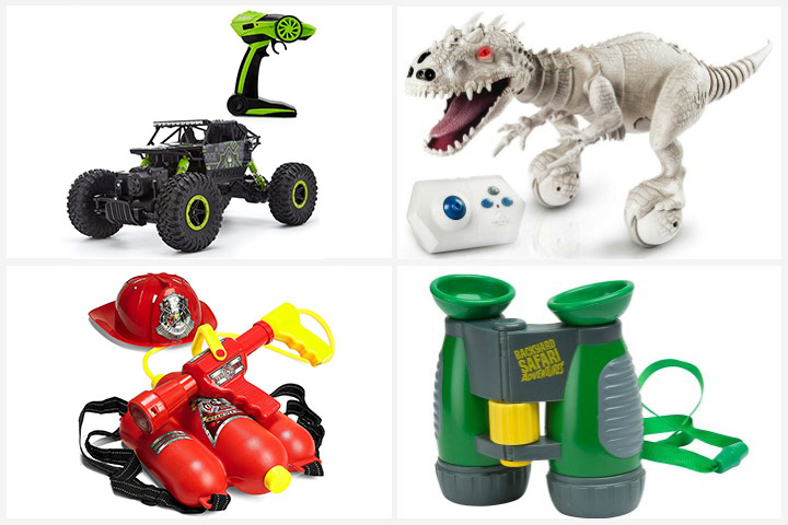 Best Gifts For 5-Year-Old-Boys