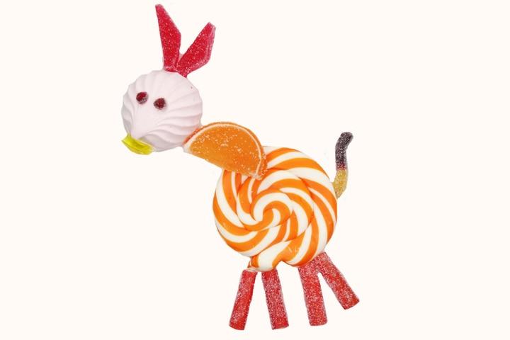 Donkey Craft - Fruit And Candy Donkey Craft