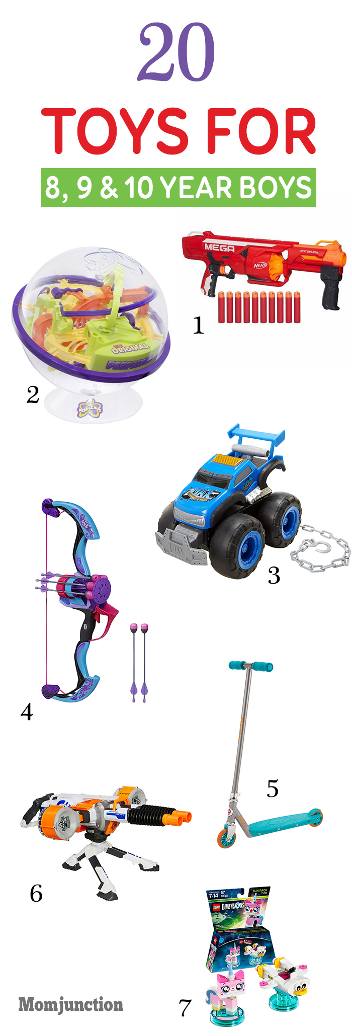 Toys for 10 yr old boys