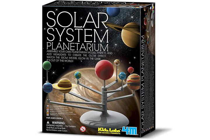 21. 4M Solar System Planetarium