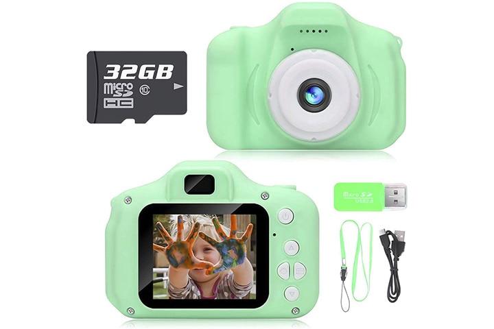 22. Hachi's Choice Kids Camera