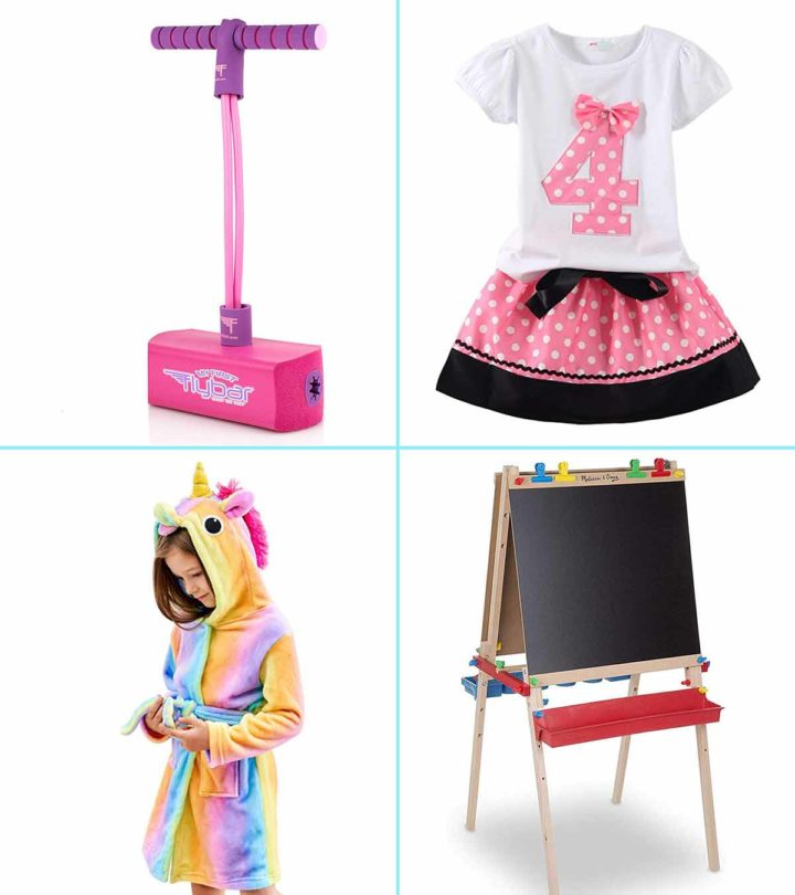 Best Gifts For 4-Year-Old Girls In 2019