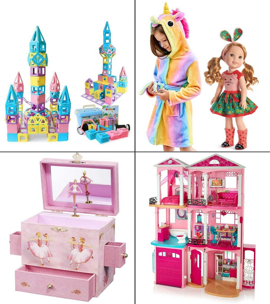 31 Best Gifts For 5-Year-Old Girls In 2020