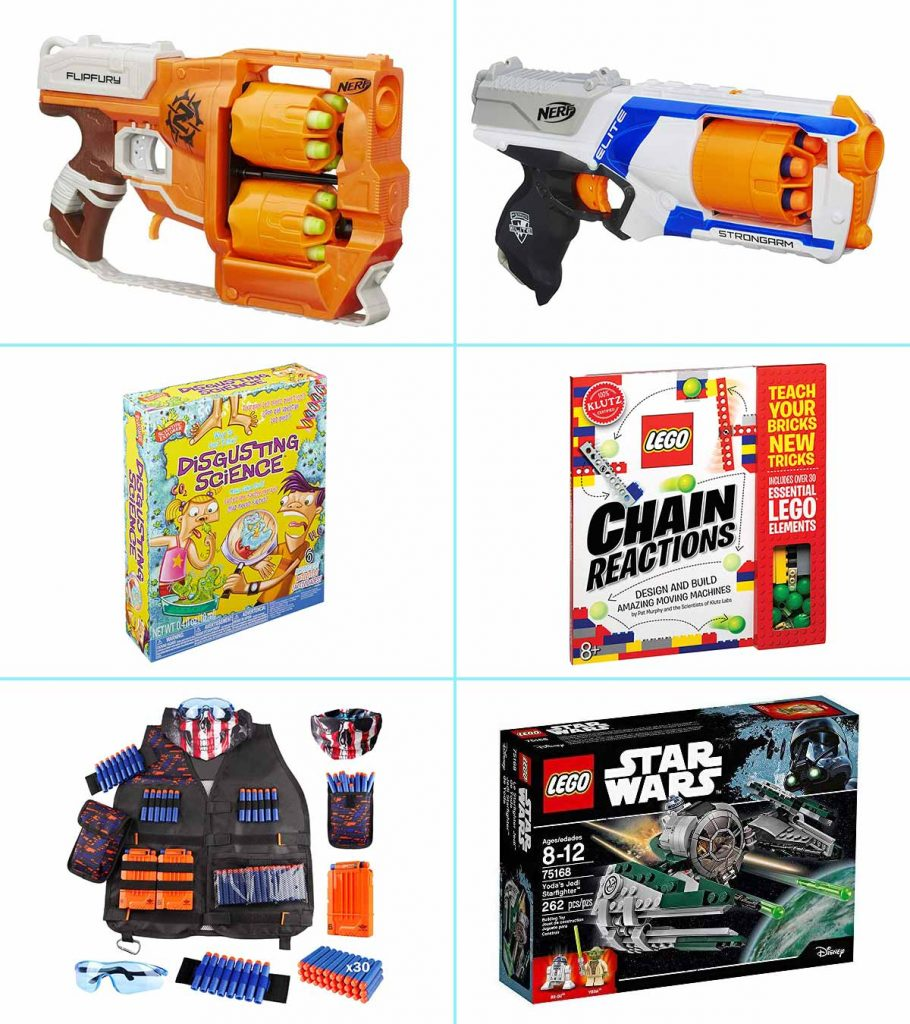 Top Boy Toys For Christmas 2021 31 Best Toys For 8 9 And 10 Years Old Boys To Buy In 2021