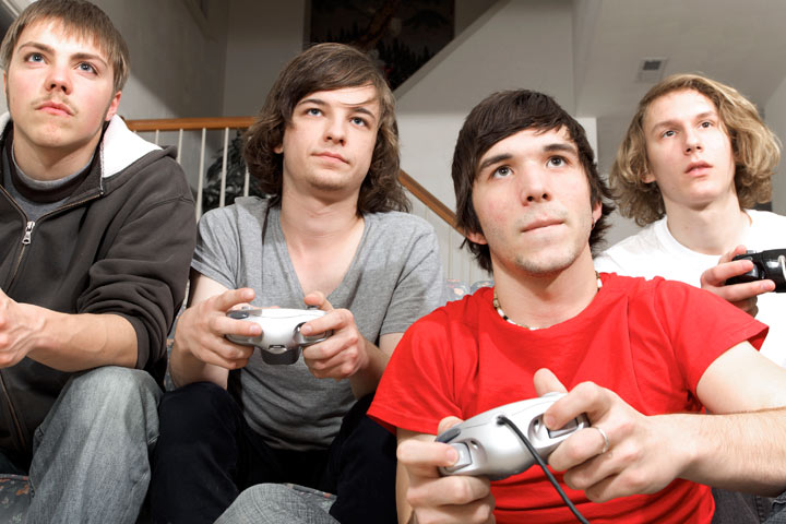 Fun Things To Do On The Weekend For Teenagers - Play Video Games