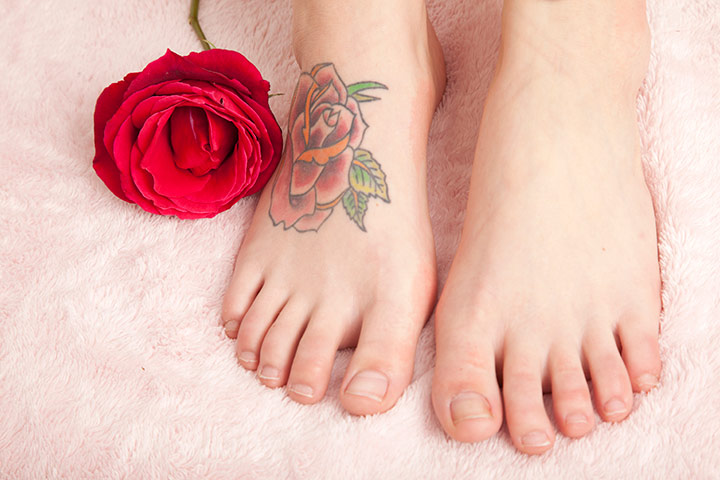Tattoo Ideas For Teens - Floral Tattoos