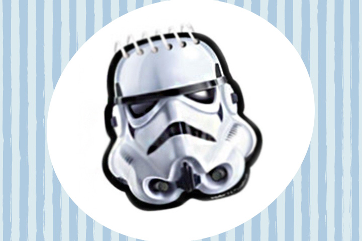 Party Favor Ideas For Kids - Stormtrooper Notepad - Star Wars