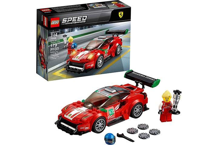 5. LEGO Speed Champions Ferrari