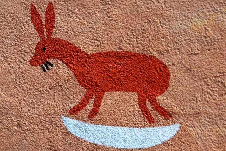 Donkey Craft - Donkey Mural Painting