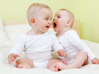 5 Ways You Can Help Your Baby Start Talking Early